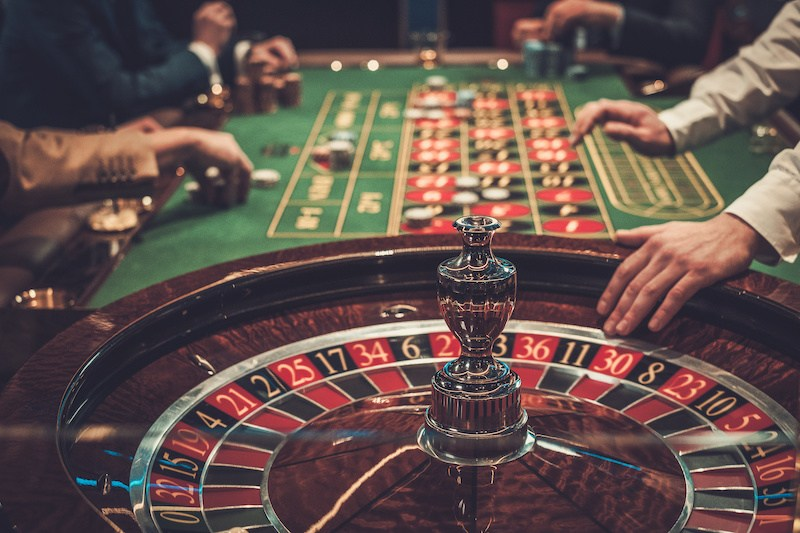 Paying Slot Machines in a Casino