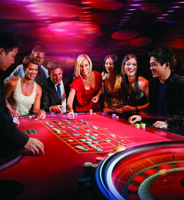 Playing Baccarat Casino Game