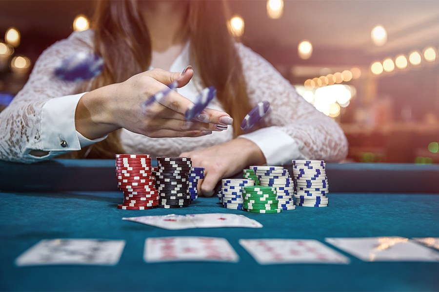 Online Casino Playing
